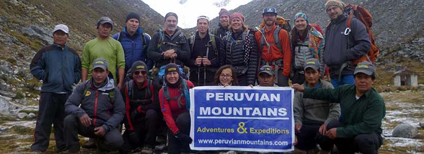 Peruvian Mountains